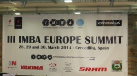 IMBA europe summit 2014 MBF