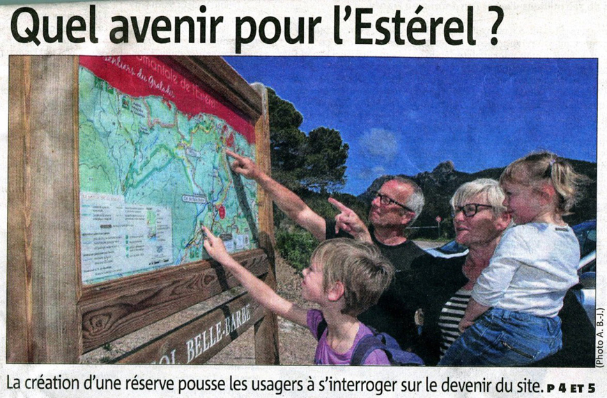 Estérel - Article de presse (3)