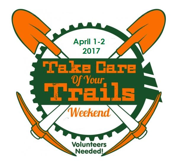 take care of your trail 2017