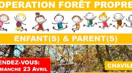 Opération forêt propre_Fausse repose